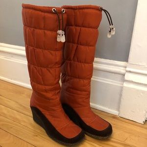 Adorable and eclectic boots